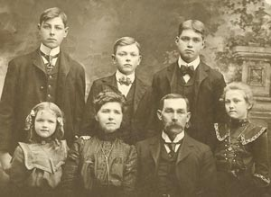 photo of ancestors